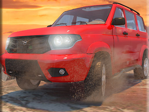 Offroad Prado Ice Racing