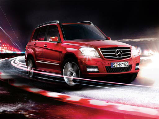 Luxury SUV Puzzle online hra