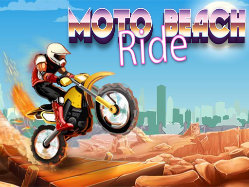 Moto Beach Ride 360