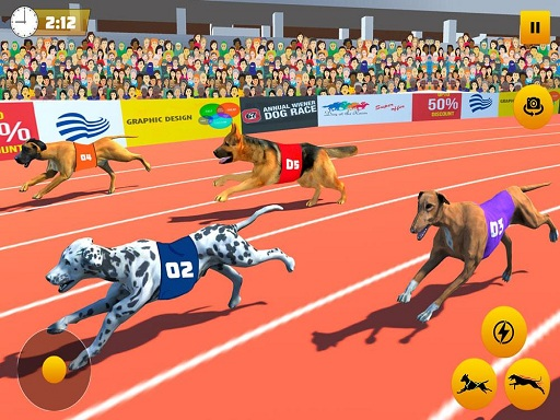 Dog Race Sim 2020: Dog ...