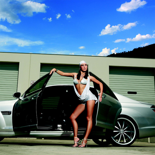 Miss Tuning Show Girls Puzzle