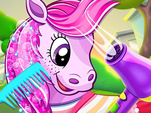 Pony Pet Salon online hra