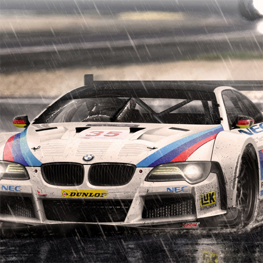 Racing Car Slide