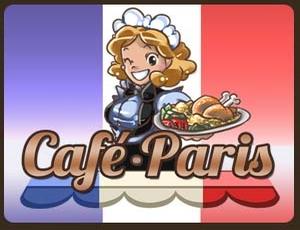 Café Paris online hra