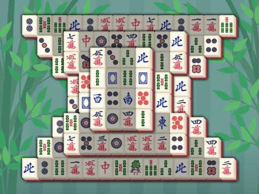 Mahjong online hra