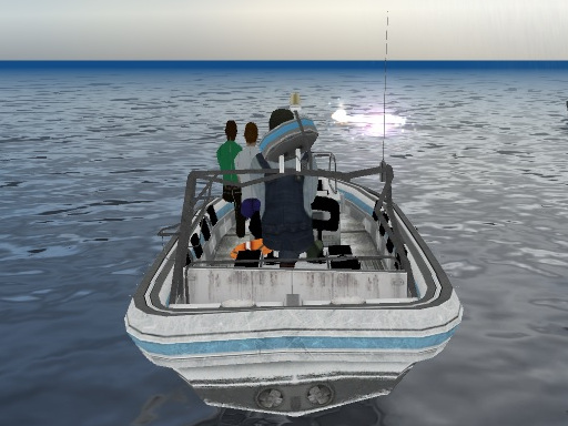 Boat Rescue online hra