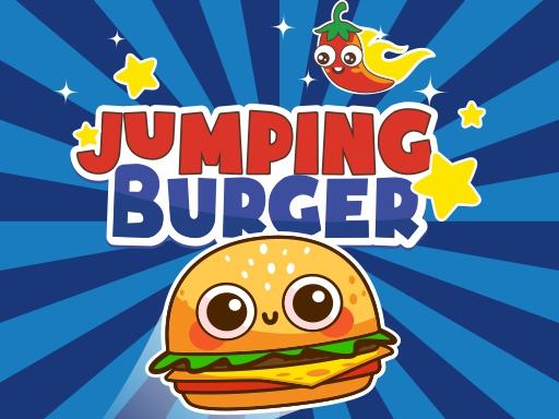 Jumping Burger online hra