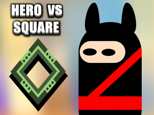 HERO vs SQUARE online hra