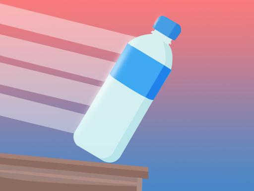 Impossible Bottle Flip online hra