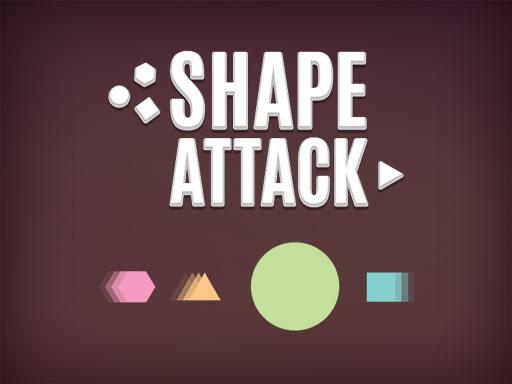 Shape Attack online hra