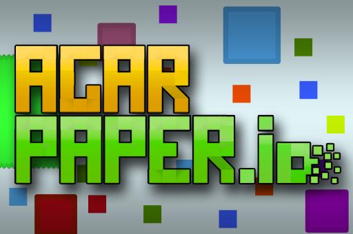 Aperçu du jeu AGARPAPER.IO