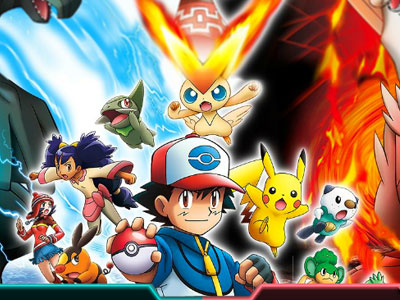 Pokemon Puzzle Escape