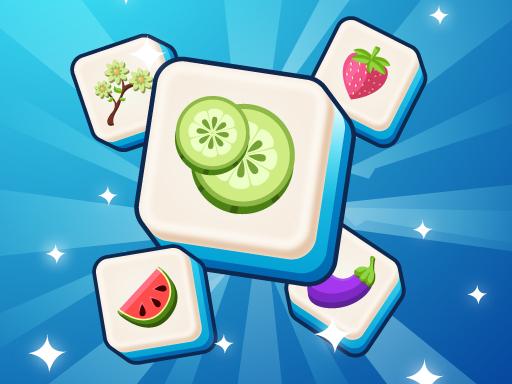 瓷磚麻將--Tile Mahjong-瓷磚麻將是一款有趣的瓷磚連接配對遊戲! 休閒又好玩! 遊戲的目的是將每個瓷磚與相同的符號匹配,只有打開的瓷磚才能連接,這使得它更具挑戰性。