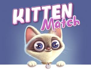 Kitten Match online hra