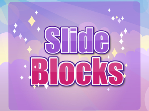 Slide blocks Puzzle online hra