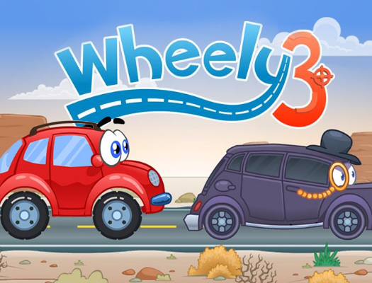 Wheely 3 game