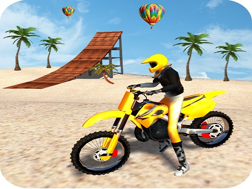 Motocross Beach Game: Bike ...