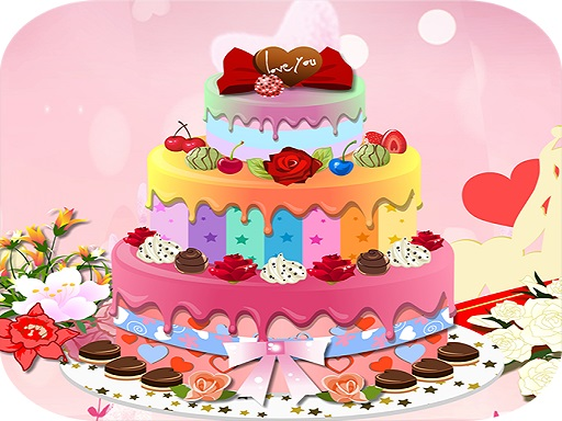 Perfect Wedding Cake online hra