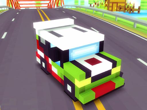 Blocky Highway online hra