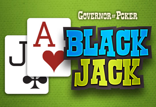 Governor of Poker - Blackjack online hra