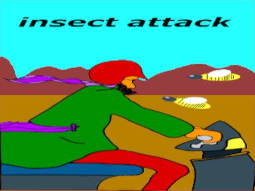 InsectAttack