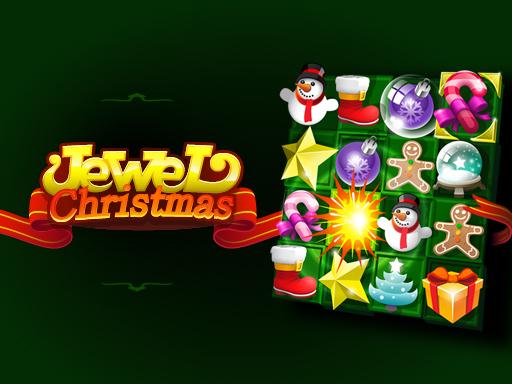 Jewel Christmas online hra