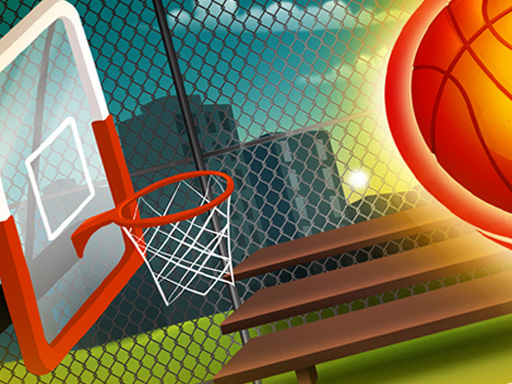 Basketball Machine Gun online hra