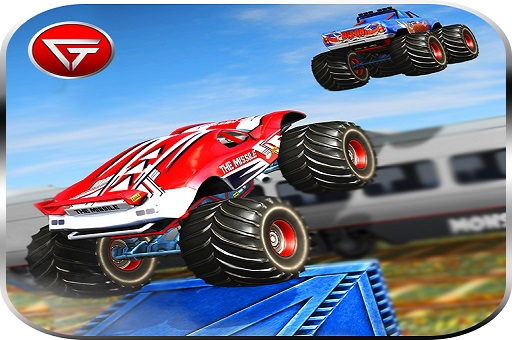 Monster Truck Impossible Track : Monster Truck Stunts