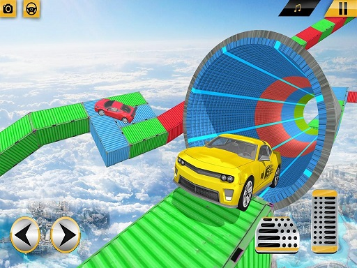 Impossible Car Driving 3D: ...