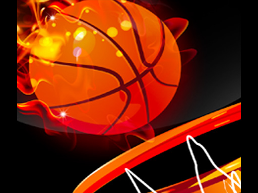 2D Crazy Basketball online hra