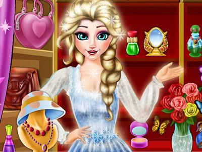 Ice Queen Souvenier Boutique online hra