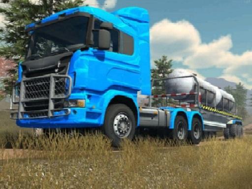 Triler Truck Simulator Off ...