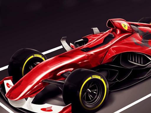 Formula Racing online hra