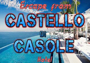 Escape From Castello-Di-Casole Hotel
