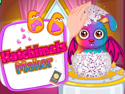 Hatchimals Maker