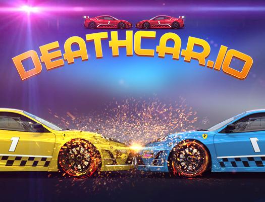 DeathCar.io online hra
