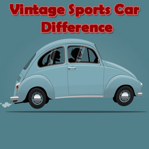 Vintage Sports Car Difference