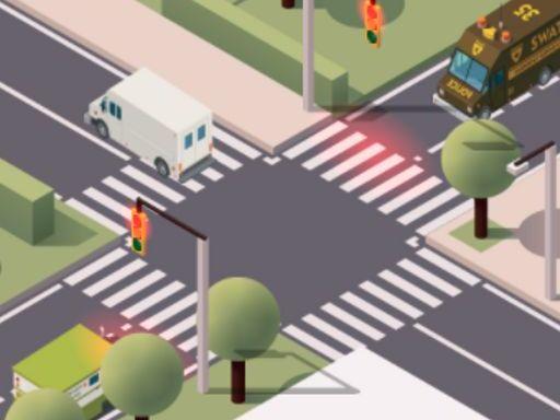 Traffic Stop online hra