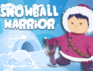 Snow Ball Warrior online hra