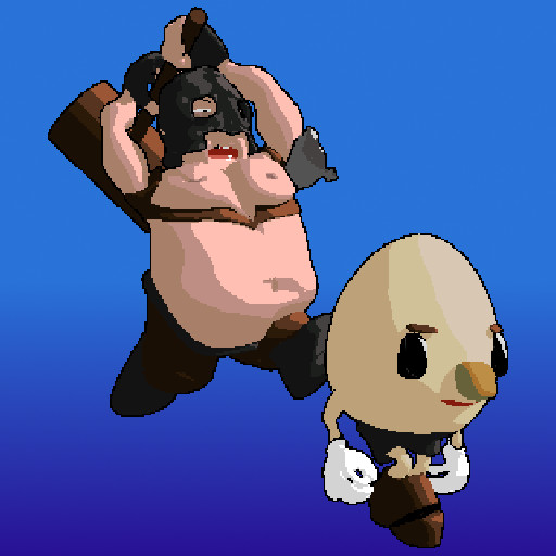 The Eggsecutioner