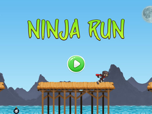 Ninja Run online hra