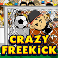 Crazy Freekick Game online hra