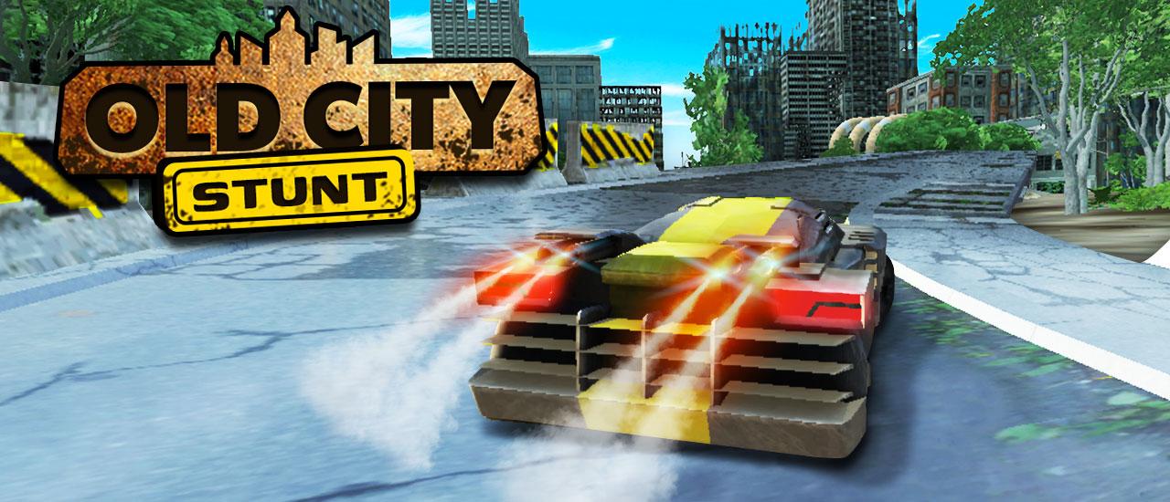 Image Old City Stunt
