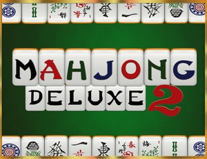 Mahjong Deluxe 2 online hra