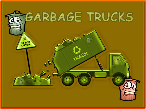 Garbage Trucks Hidden ...
