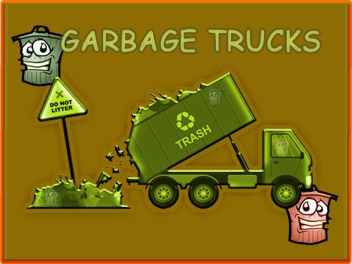 Garbage Trucks Hidden ...