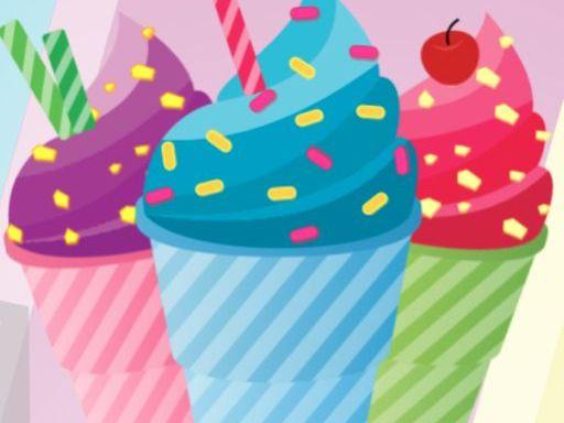 Ice Cream Memory 2 online hra