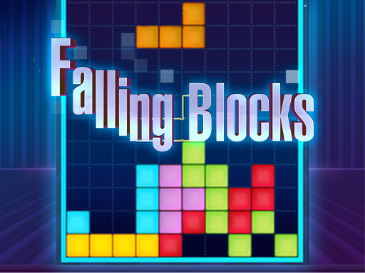 Falling Blocks the Tetris Game