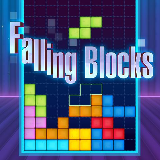 Falling Blocks the Tetris Game