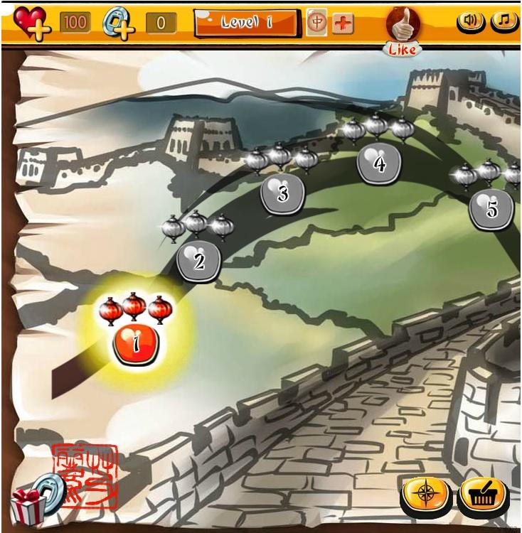Игра зомби и трон 3